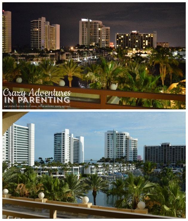 Spectacular View Balcony Room Ritz Carlton Sarasota Fl