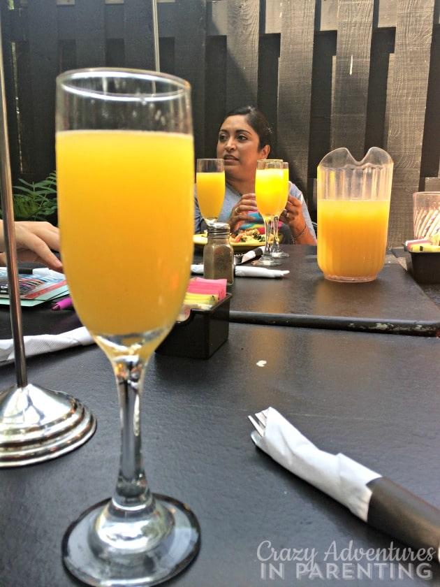 Mimosas yesssss