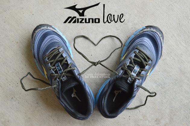 Mizuno Wave Kazan Love