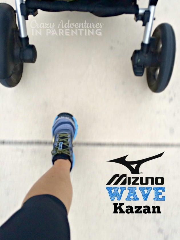 Mizuno Wave Kazan