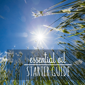 Young Living essential oils starter guide