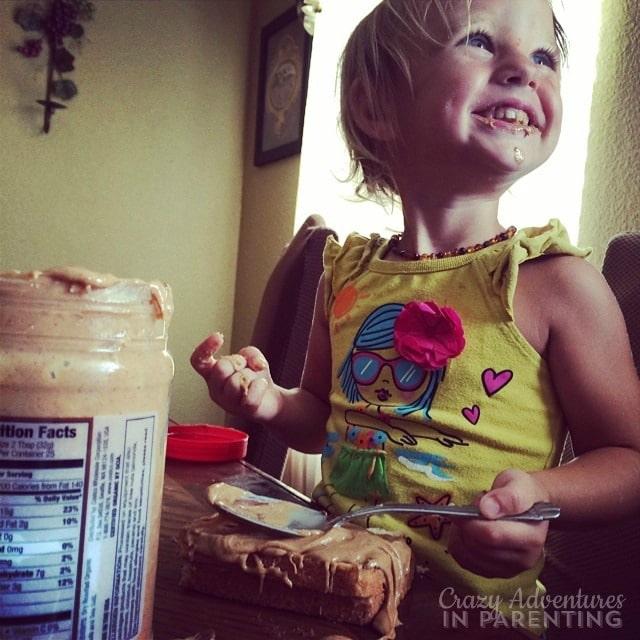 peanut butter lover