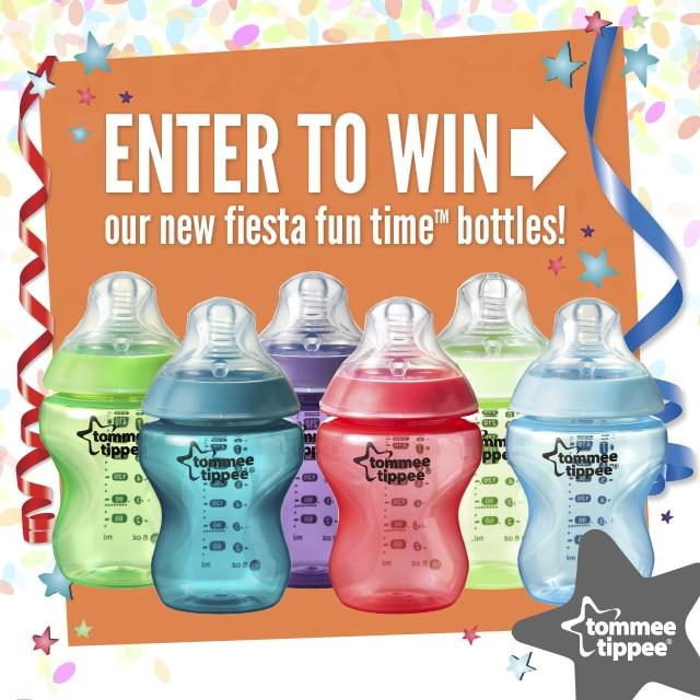 Tommee Tippee Fiesta Fun Giveaway