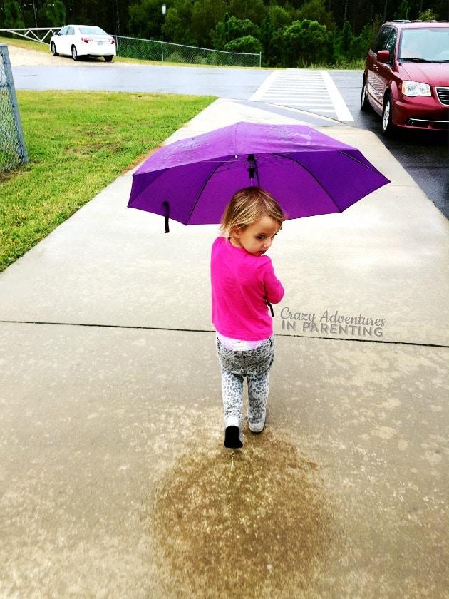 umbrella baby