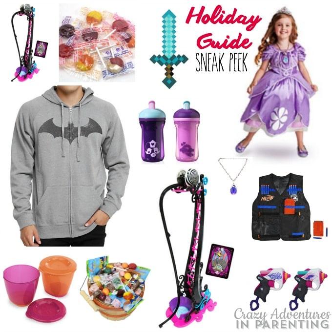 Holiday Guide Sneak Peek