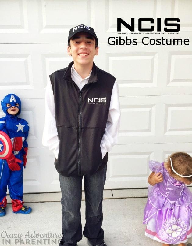 NCIS Gibbs Costume