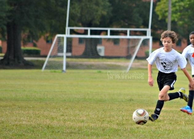 Super M soccer game