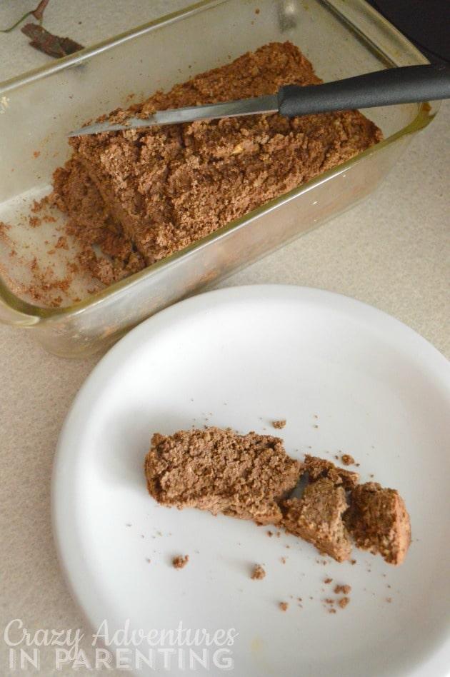 Dry Zucchini Bread