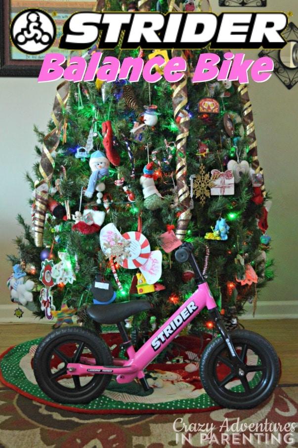 Strider Balance Bike - Pink