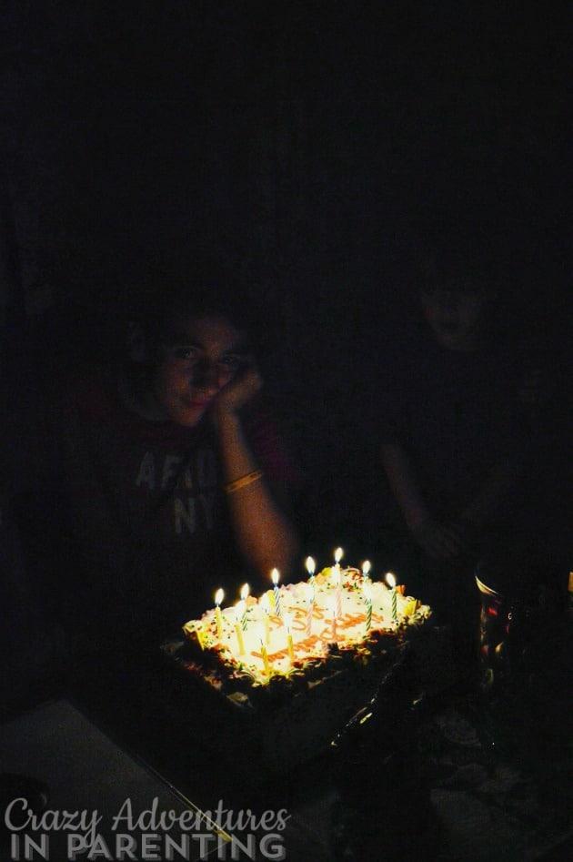 son's 15th birthday