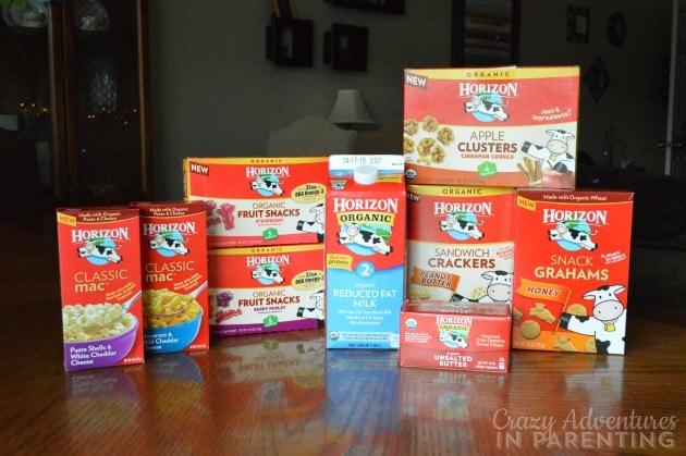 Horizon Organic products we love