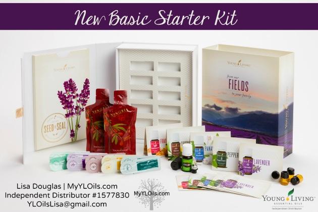 2015 New Basic Starter Kit | MyYLOils.com