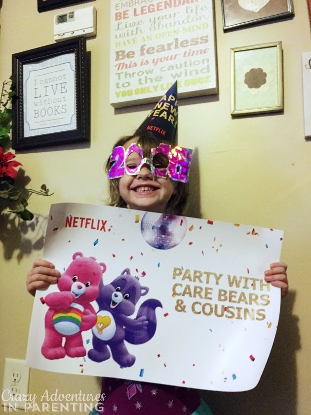 Ready for Care Bears NYE