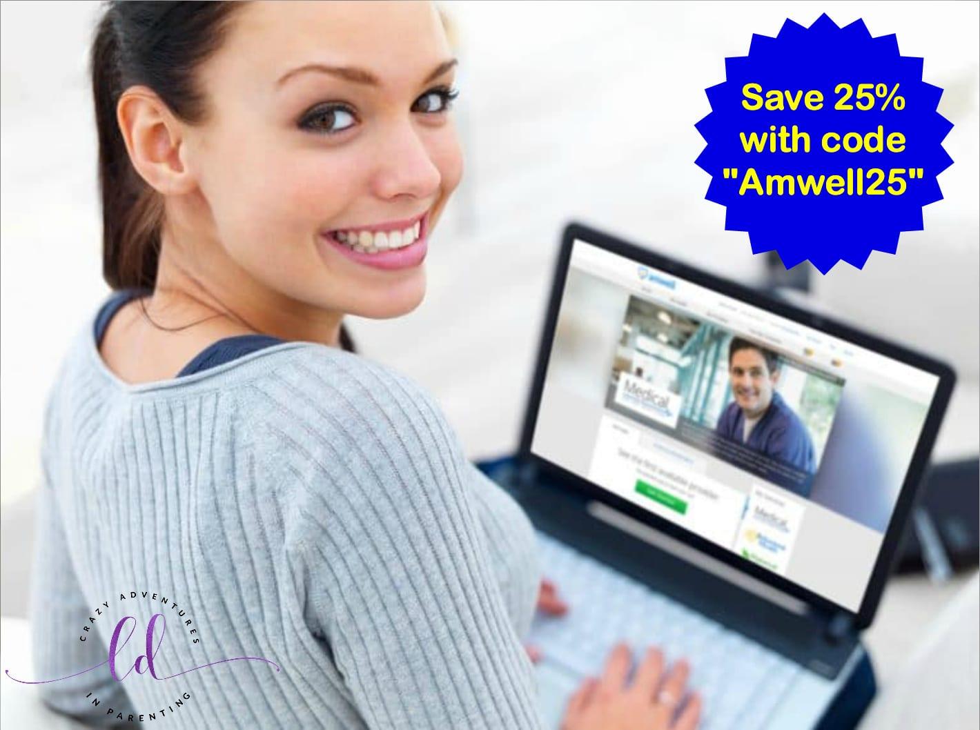 Amwell Discount Code 2019