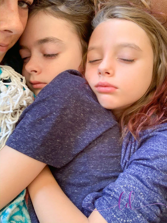 Cuddling Kiddos