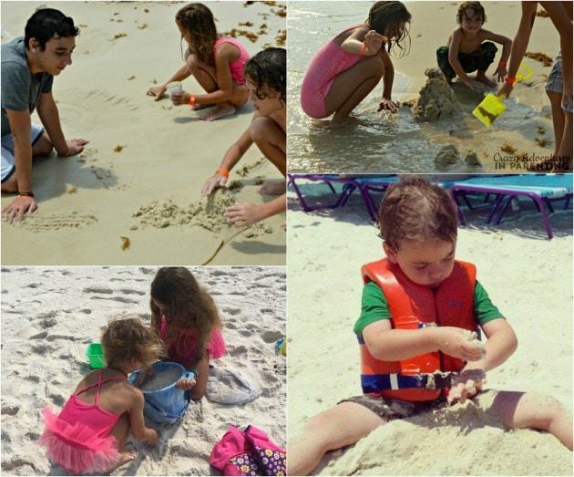 sand messes