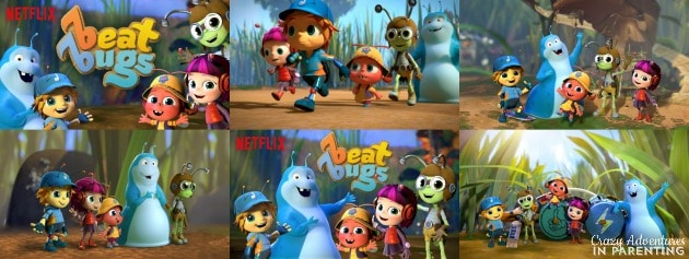 Beat Bugs - Netflix New Original Series