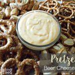 Pretzel Beer Cheese Dip recipe
