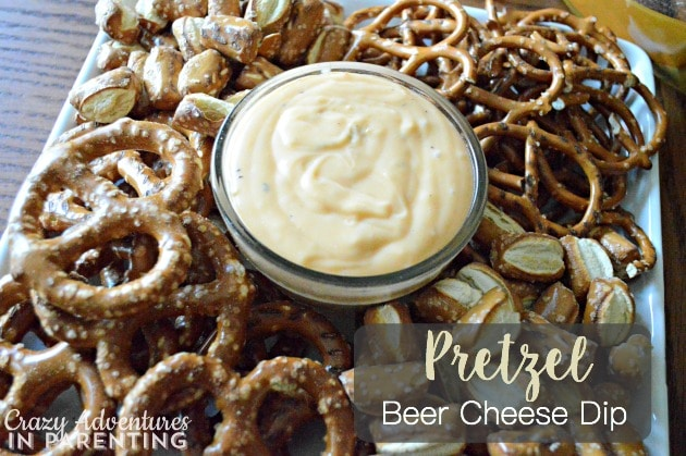 Beer Cheese Pretzel recipe