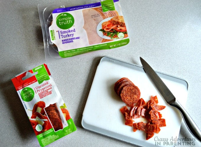 Simple Truth products help make school lunches easy