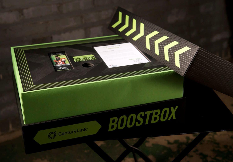 CenturyLink Boostbox Broncos