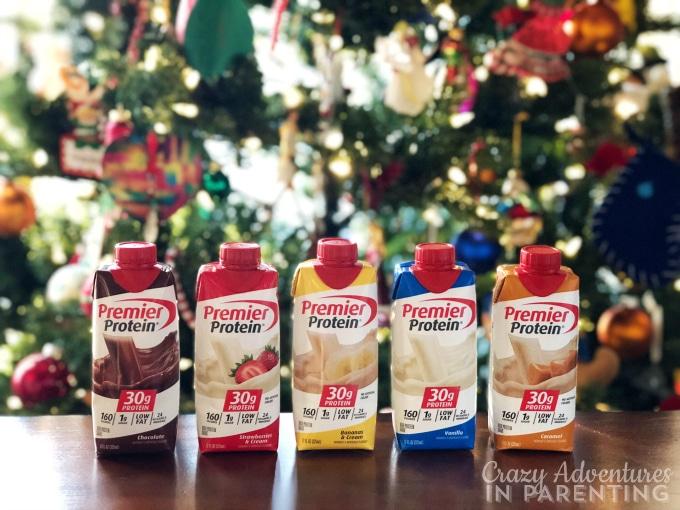 Premier Protein flavors