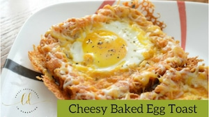 cheesy egg toast sidebar
