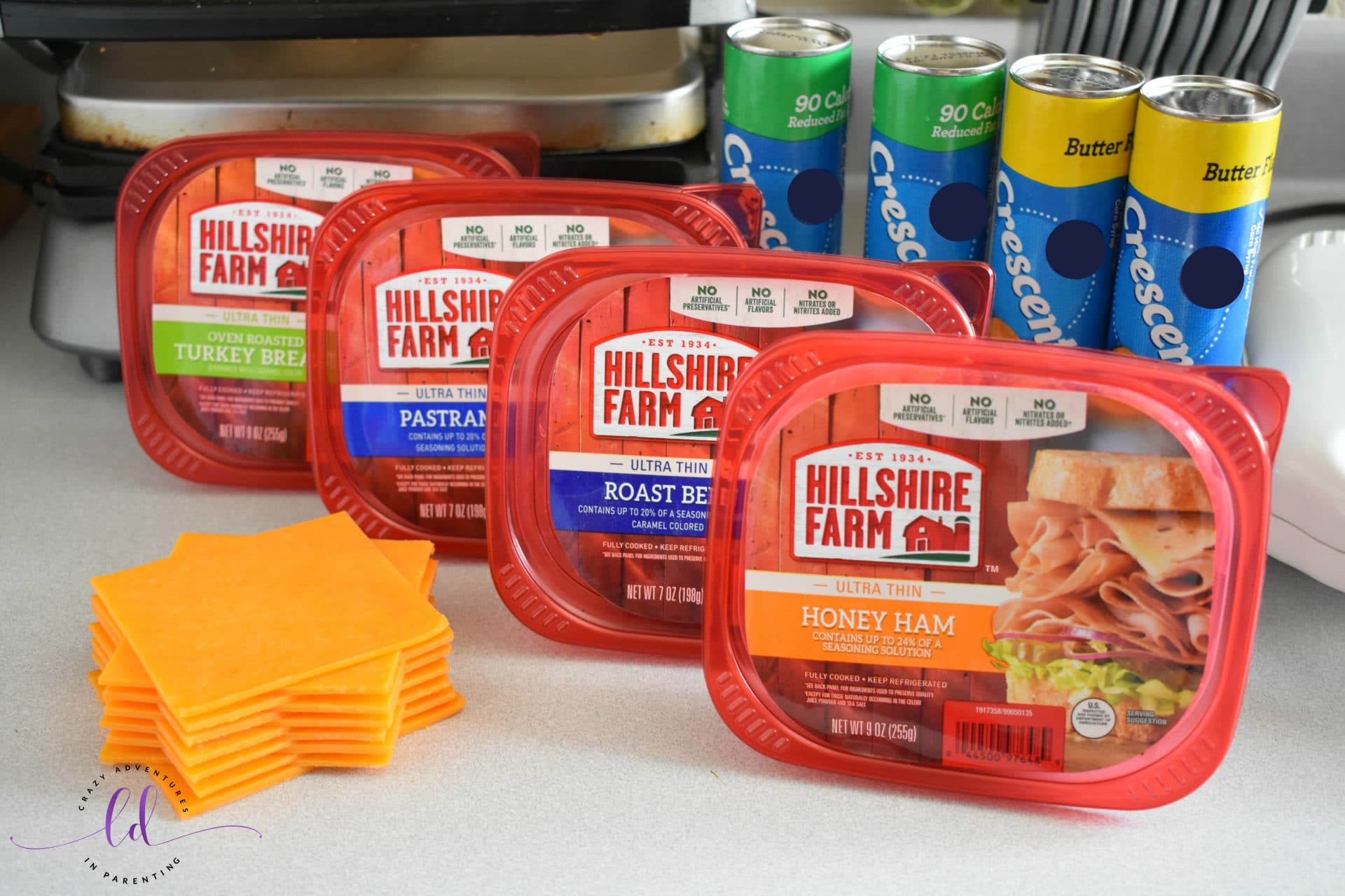 Hillshire Farm Lunch Meat