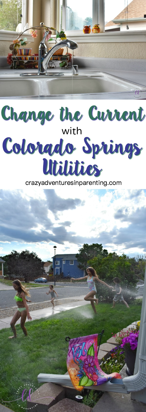 How to Change the Current with Colorado Springs Utilities