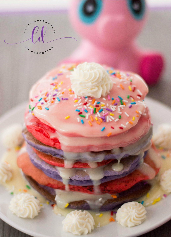Unicorn Pancake Recipe