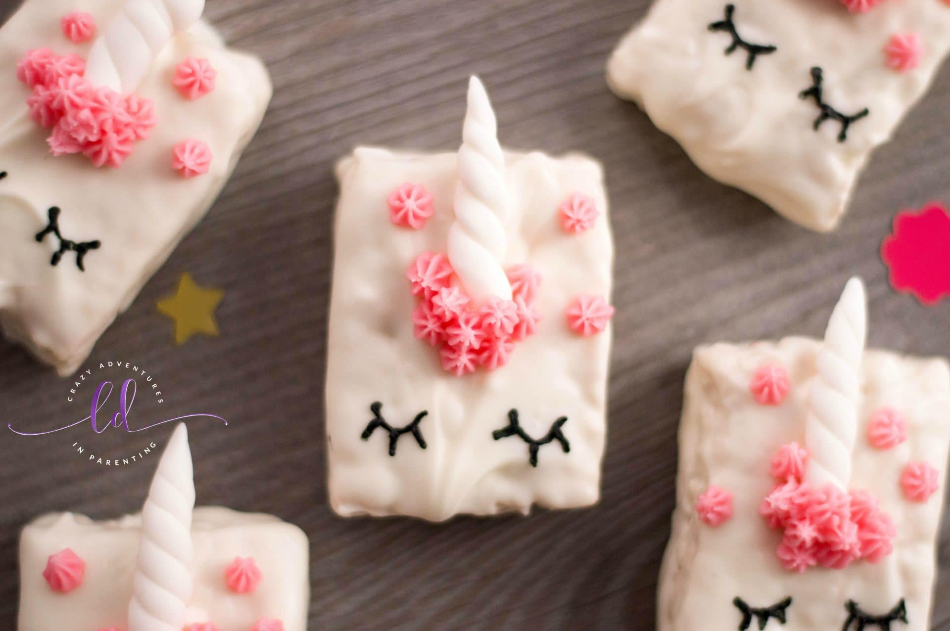 How to Make Magical Unicorn Cereal Treats