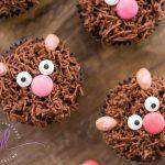 Make Teddy Bear Cupcakes