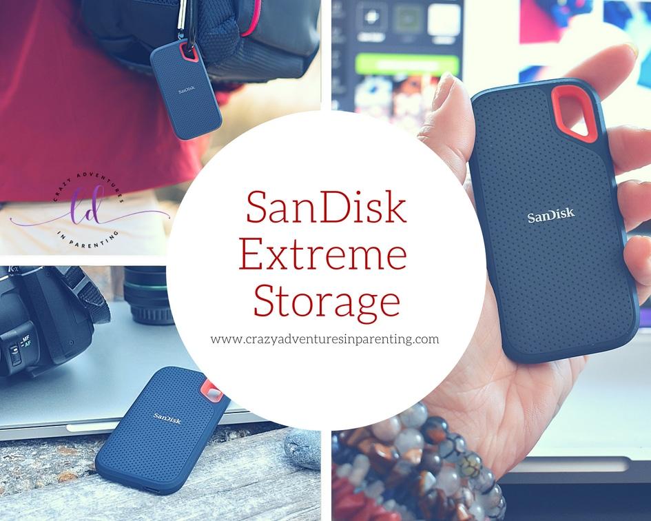 SanDisk Extreme Storage