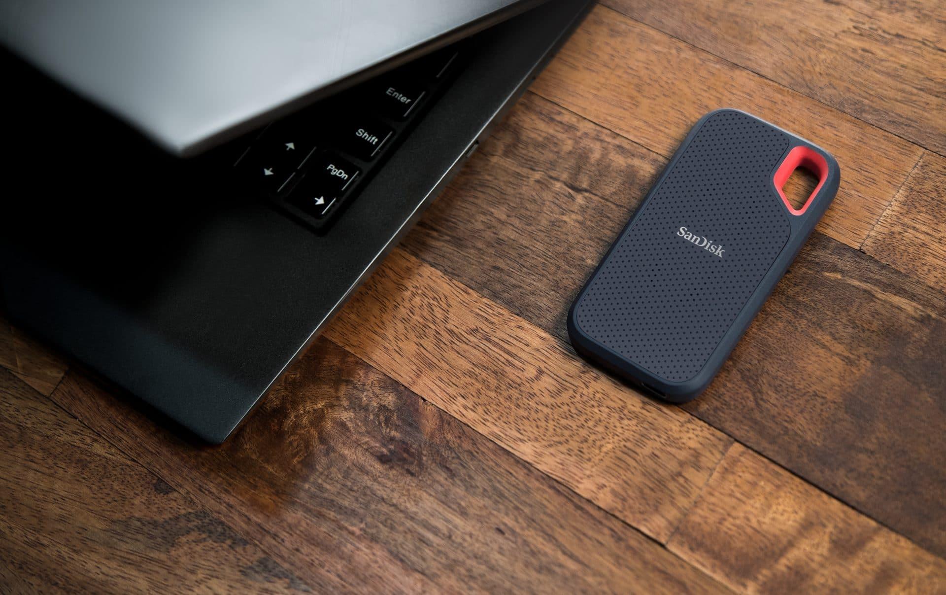 Sandisk Extreme Storage - Laptop