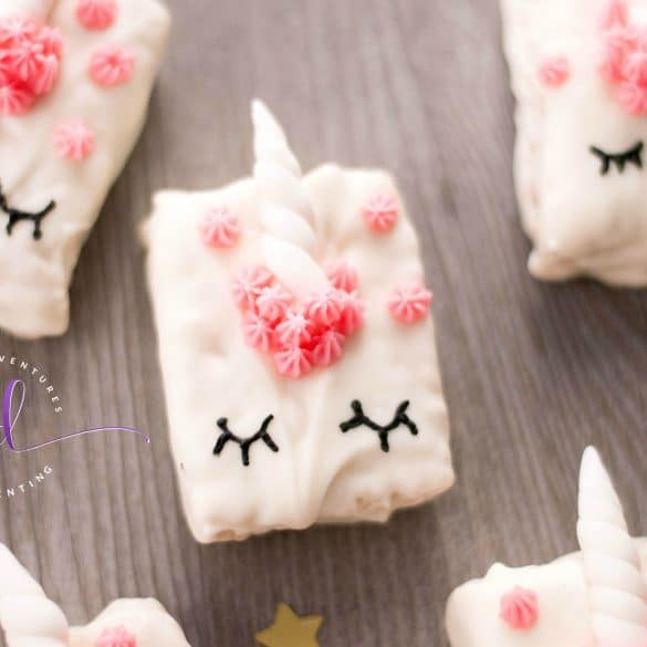 Unicorn Cereal Treats Recipe