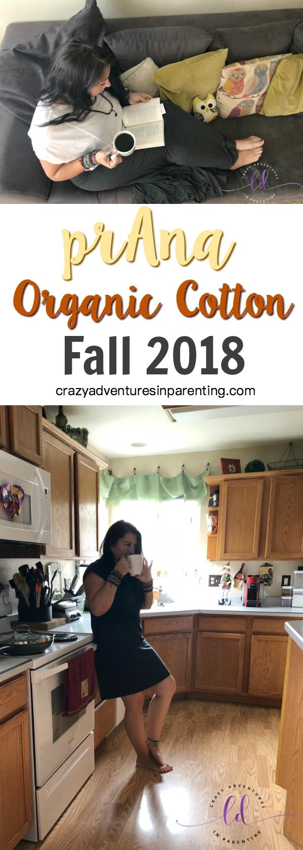 prAna Organic Cotton Fall 2018