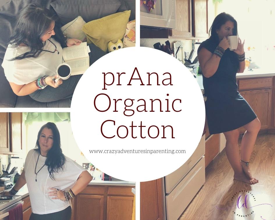 prAna Organic Cotton
