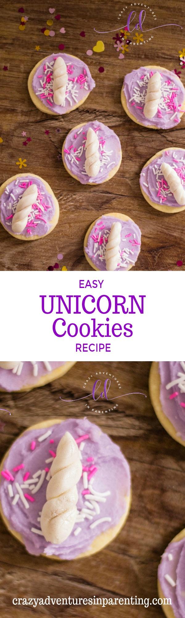Unicorn Cookies Are Bomb