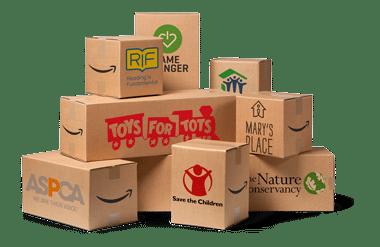 Amazon Smile Charity Lists