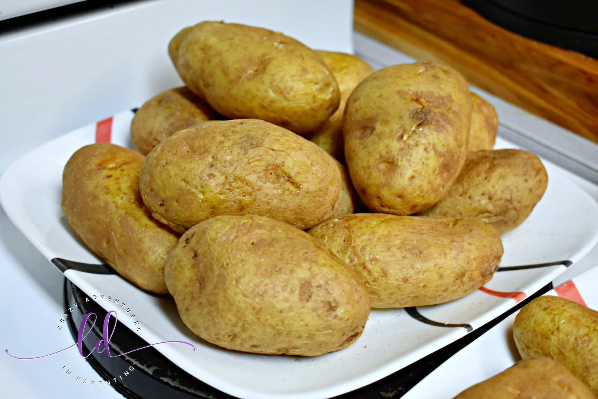 Bake Potatoes in Microwave for Best Potato Soup Recipe