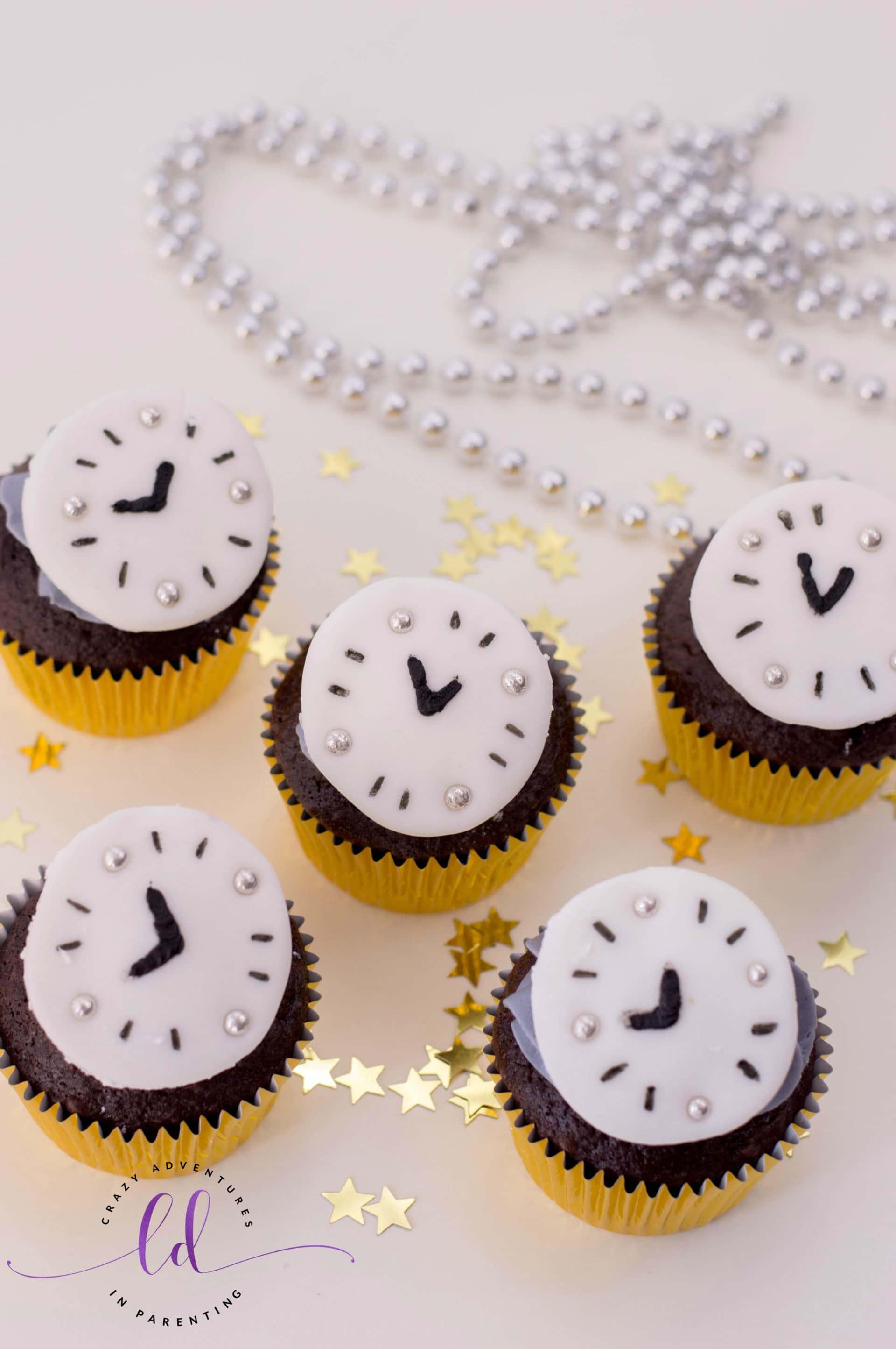 Countdown Cupcakes Recipe