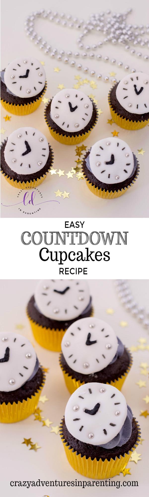 Easy Countdown Cupcakes Recipe