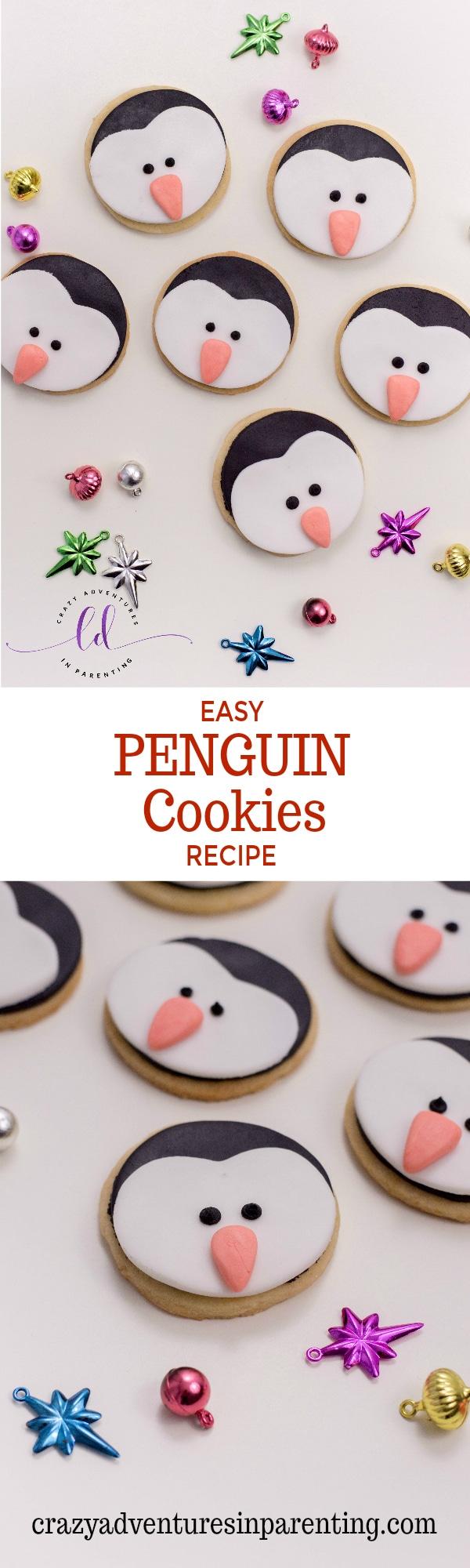 Easy Penguin Cookies Recipe