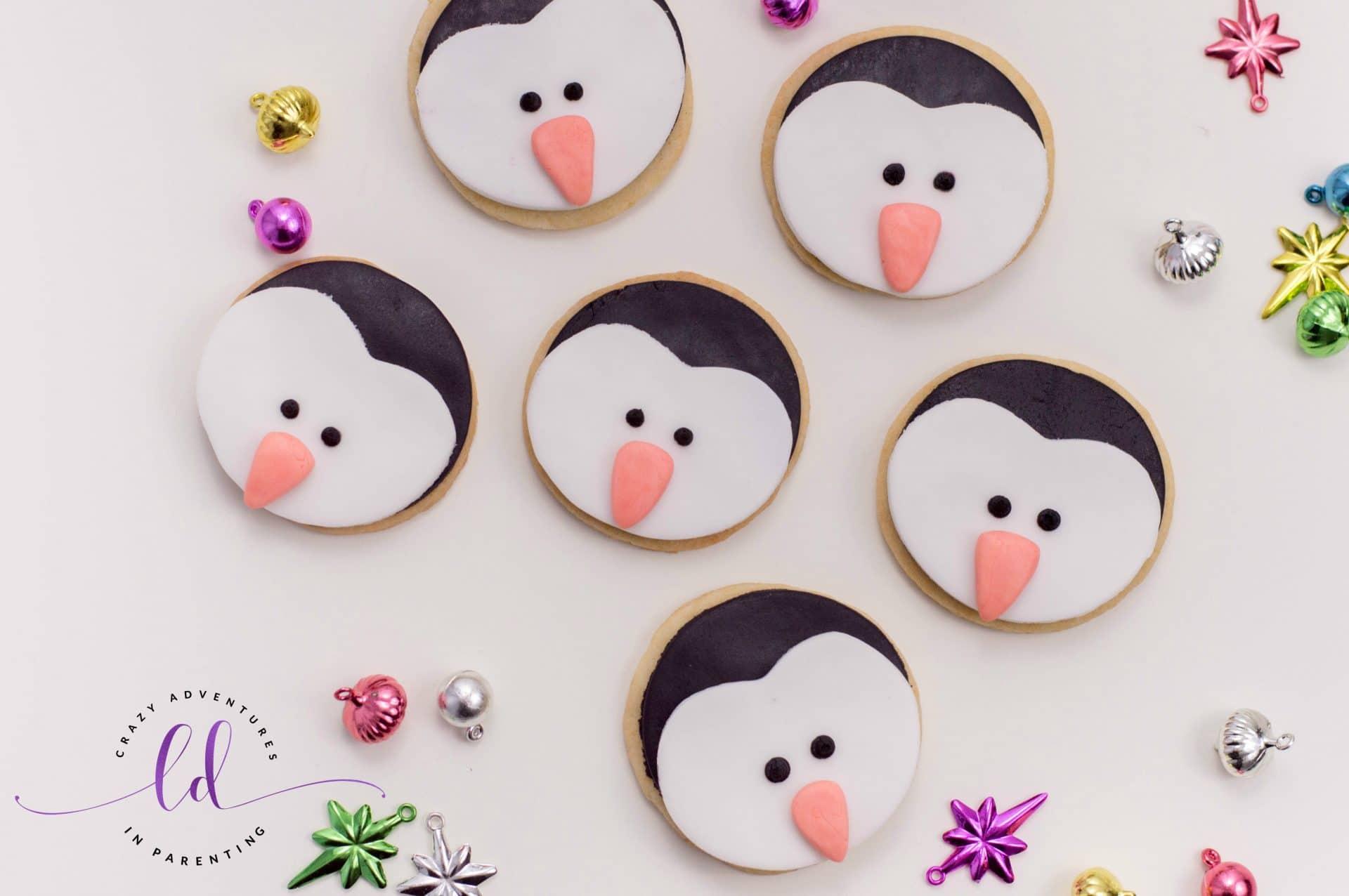 Easy Penguin Cookies