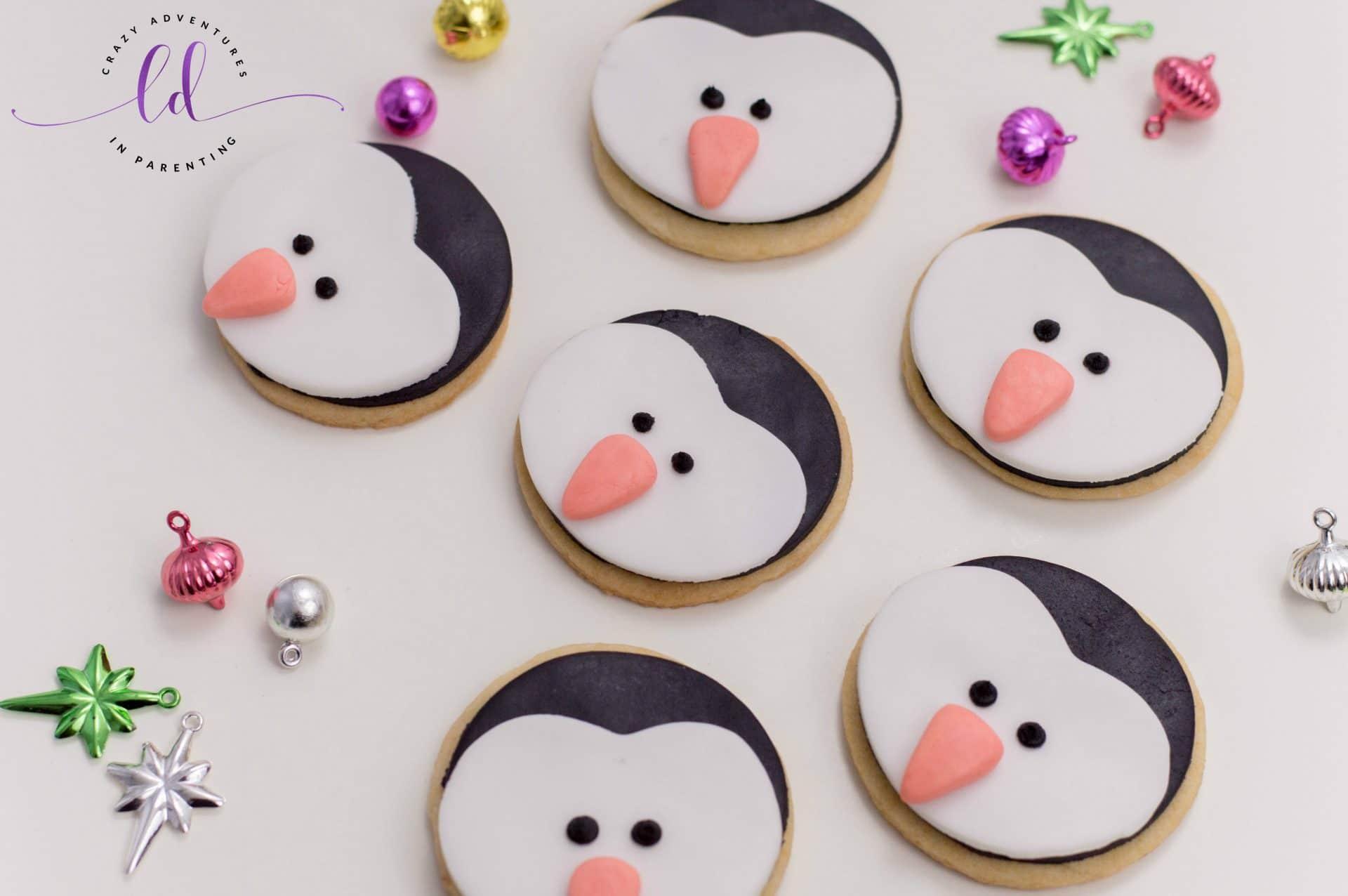 Penguin Cookies Recipe