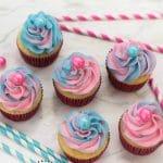 Fun Bubblegum Cupcakes Recipe