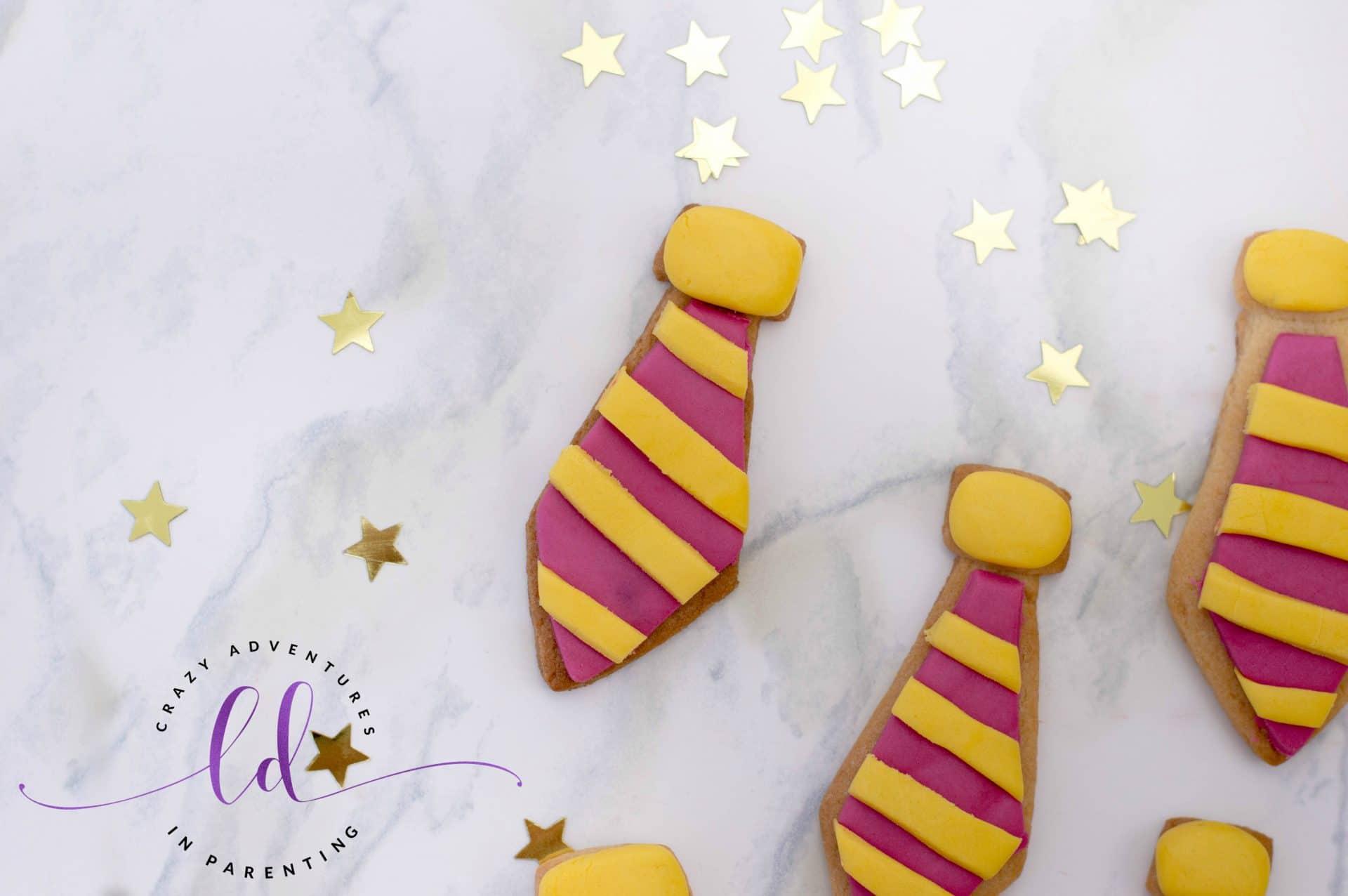 Harry Potter Cookies Recipe