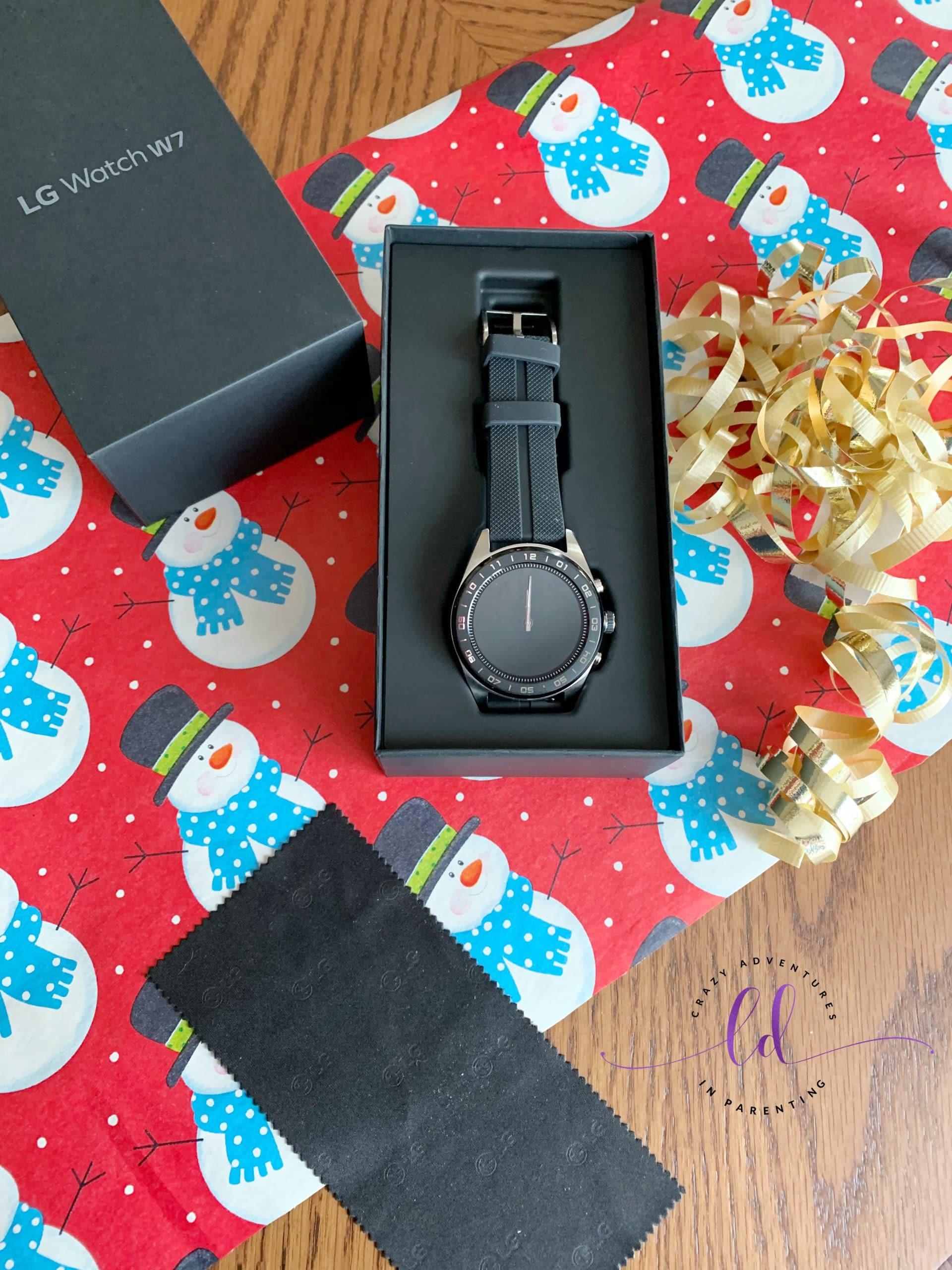 LG Watch W7 Smartwatch Gift