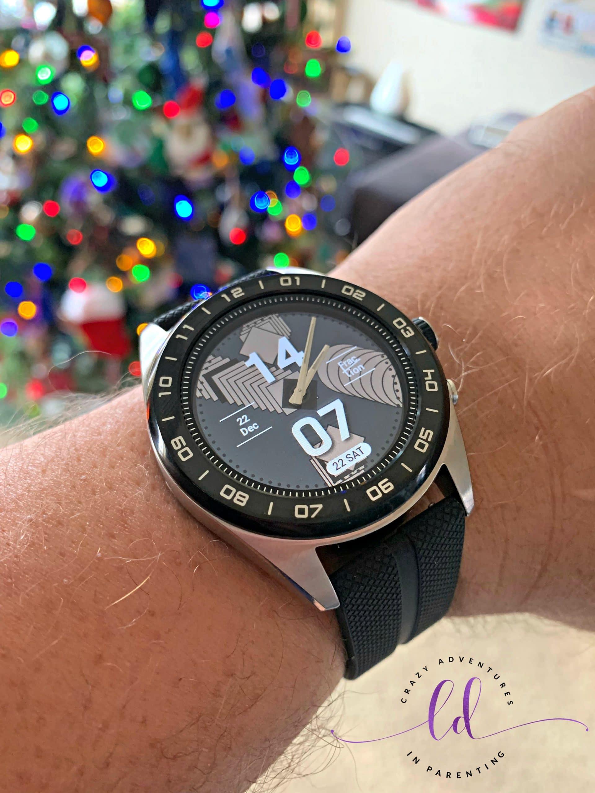 LG Watch W7 Smartwatch by Wear OS