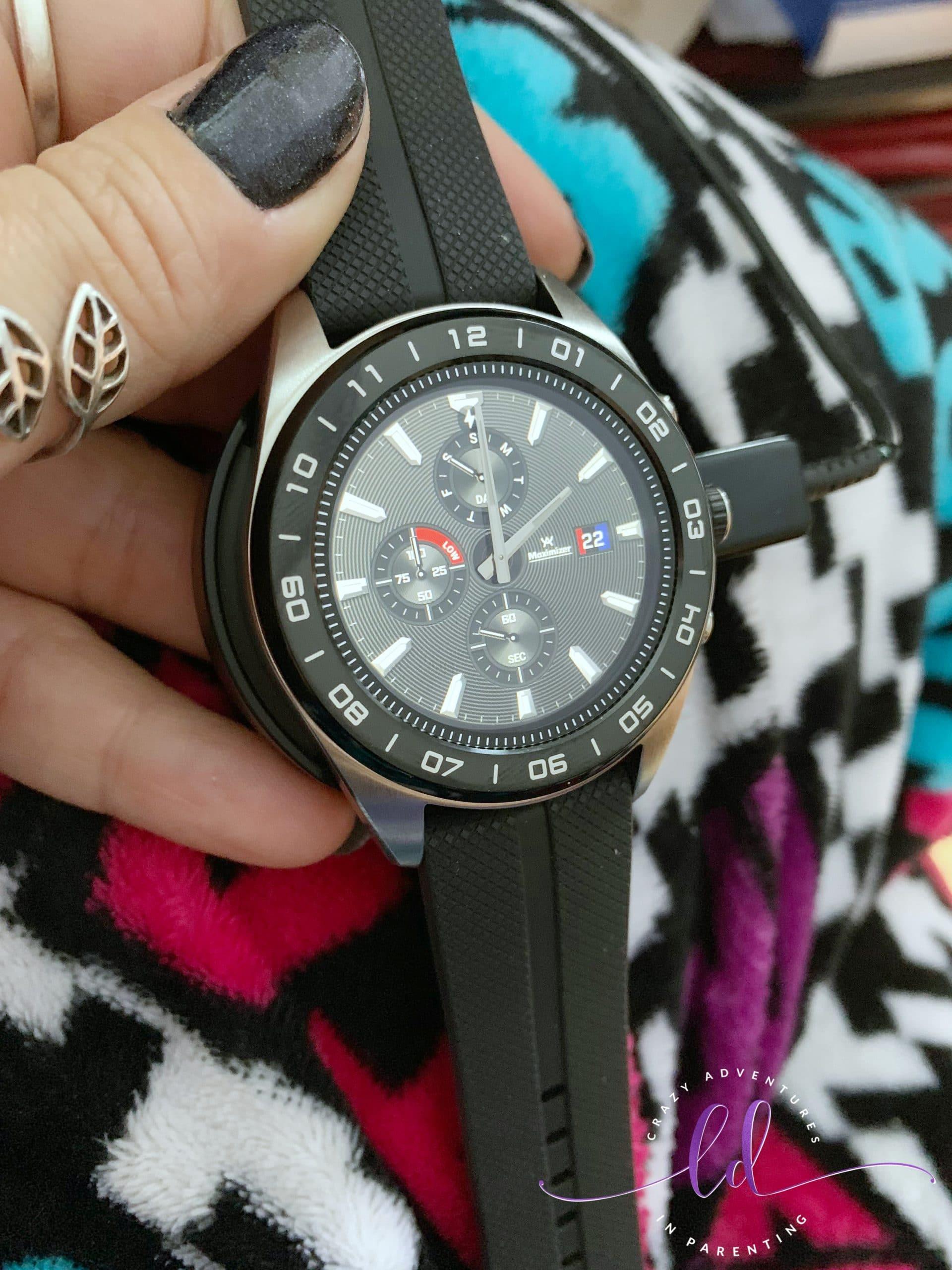 LG Watch W7 smartwatch watchface
